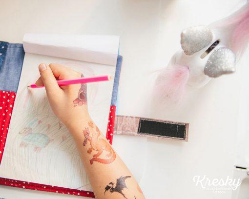 Kresky Tetovačky Draci 4