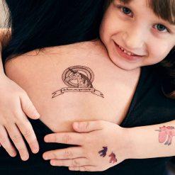 Kresky Tetovačky Jednorožce 3