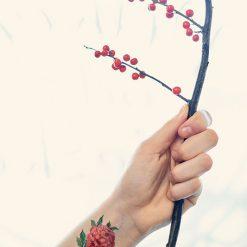Kresky Tetovačky Kvetinkové 4