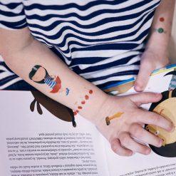Kresky Tetovačky Marínka Somarínka 4