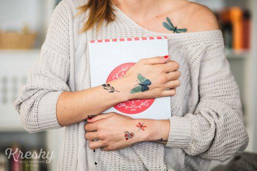 Kresky Tetovačky Na lúke 3