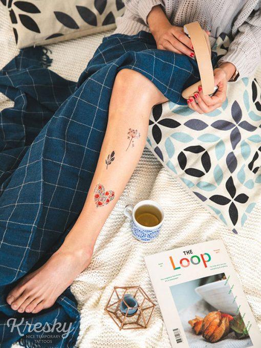 Kresky Tetovačky Na lúke 4