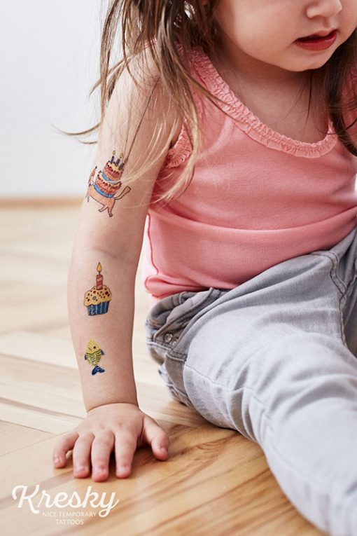 Kresky Tetovačky Párty 3