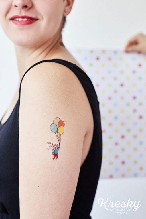 Kresky Tetovačky Párty 4