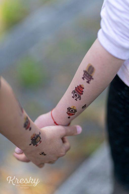 Kresky Tetovačky Robotické 3