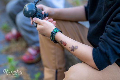Kresky Tetovačky Robotické 4