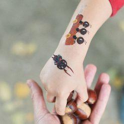 Kresky Tetovačky Zvieratá 3
