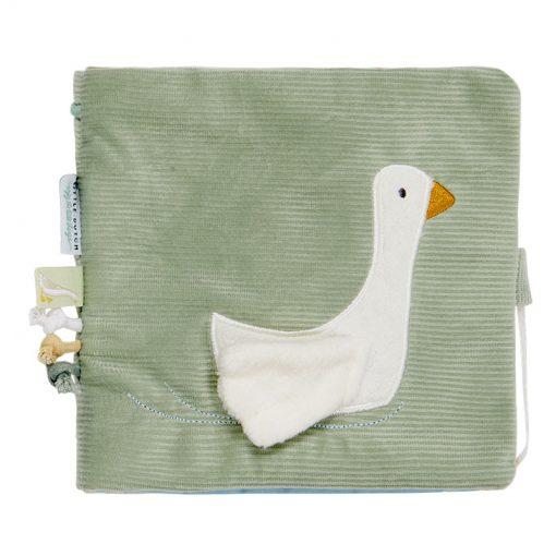 Little Dutch Plyšová knižka Goose 1