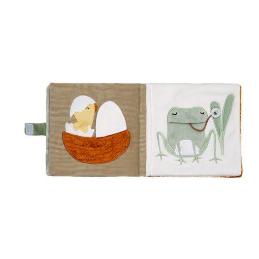 Little Dutch Plyšová knižka Goose 3