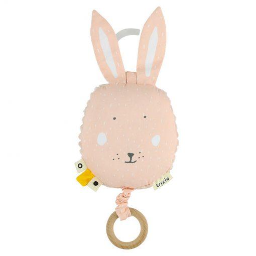 Trixie hrajúca hračka Zajac 1