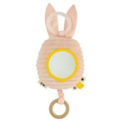 Trixie hrajúca hračka Zajac 2