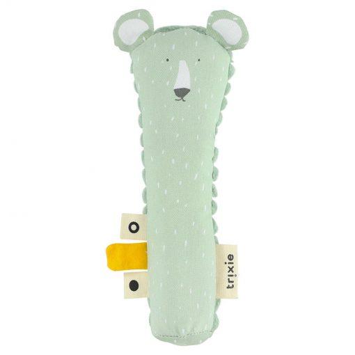 Trixie Pískacia mini hrkálka Ľadový medveď 1