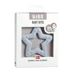 Bibs Baby Bitie hryzátko Star Baby blue 1