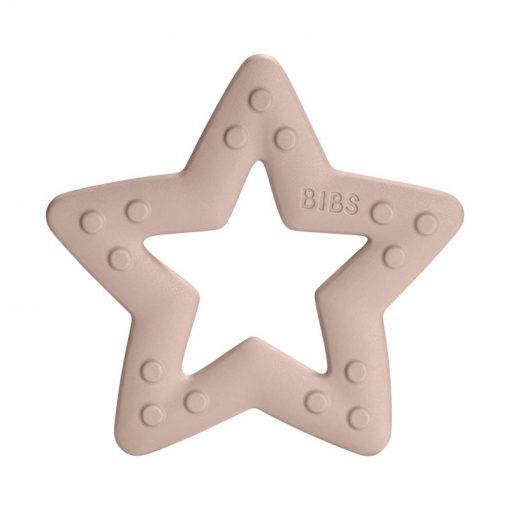 Bibs Baby Bitie hryzátko Star Blush 2
