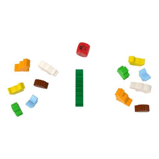 Haba Mini hra v kovovej krabici Zviera na zviera 2