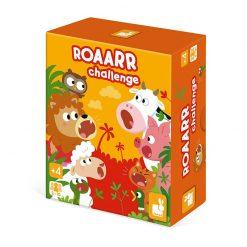 Janod Spoločenská hra Roaarr Challenge 1