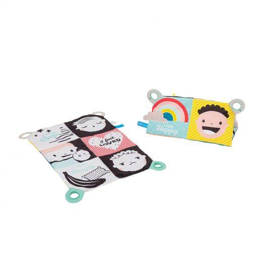 Taf Toys Pultík s tváričkami 1