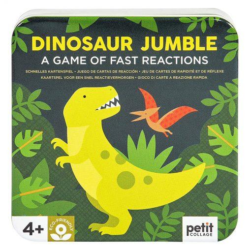 Petitcollage Kartová hra Dinosaury 1