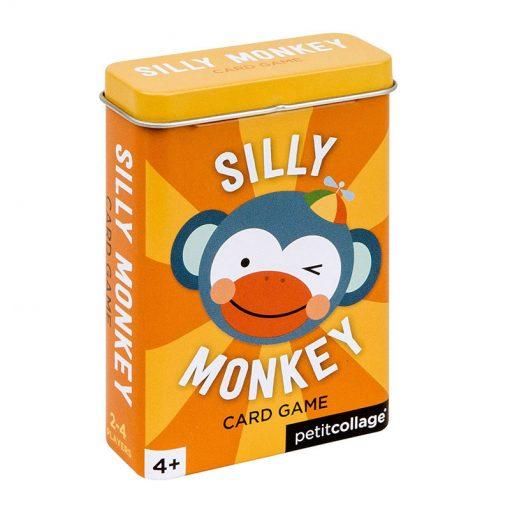Petitcollage Kartová hra Opička 1