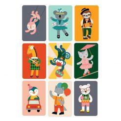 Petitcollage Kartová hra Opička 2