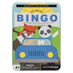 Petitcollage Magnetická hra Bingo 1
