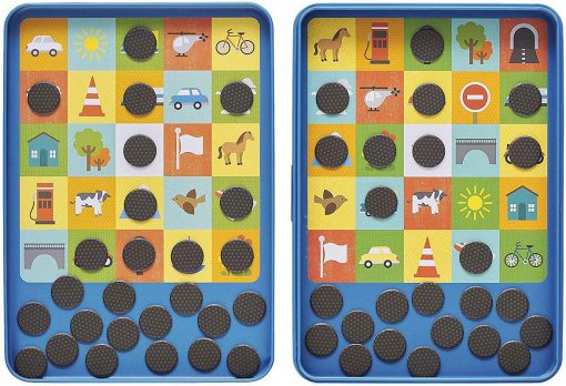 Petitcollage Magnetická hra Bingo 2
