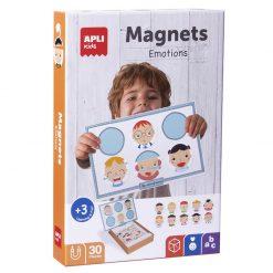 Apli Magnetická sada Emócie 1