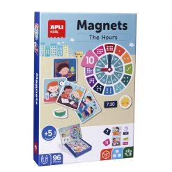Apli Magnetická sada Hodiny 1