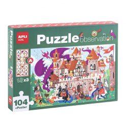 Apli Puzzle Objavujte hrad 1