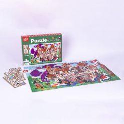 Apli Puzzle Objavujte hrad 3