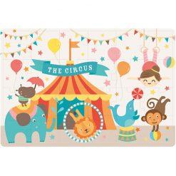 Apli Puzzle v kovovom boxe Cirkus 2
