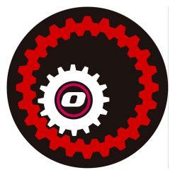 Nikidom Samolepky na kolesá Mechanic 1
