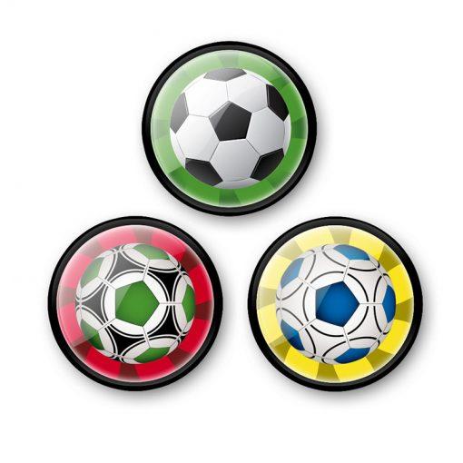 Nikidom Set odznakov Balls 1