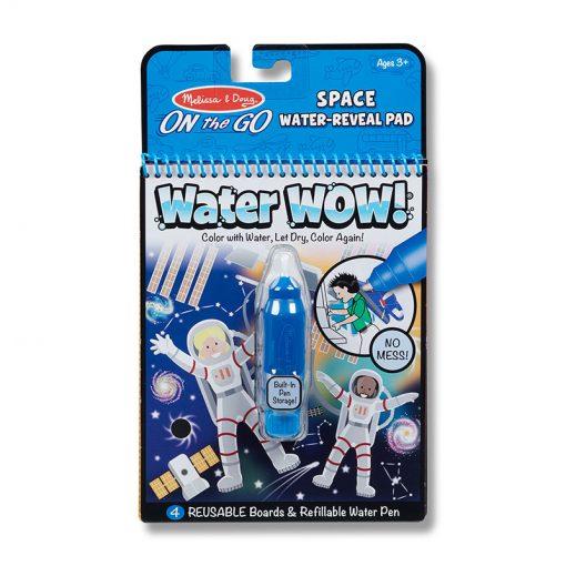 Melissa & Doug Magický štetec Vesmír Water Wow 1