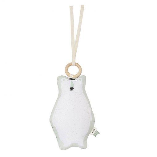Trixie Hracia závesná hračka Ľadový medveď 1