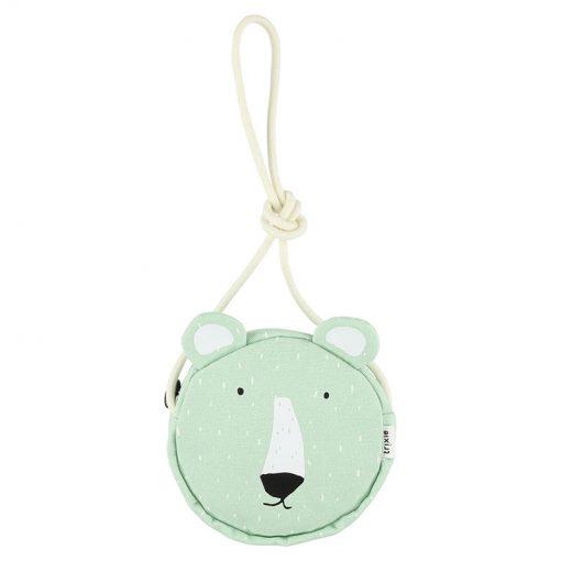 Trixie Okrúhla kabelka Ľadový medveď 1