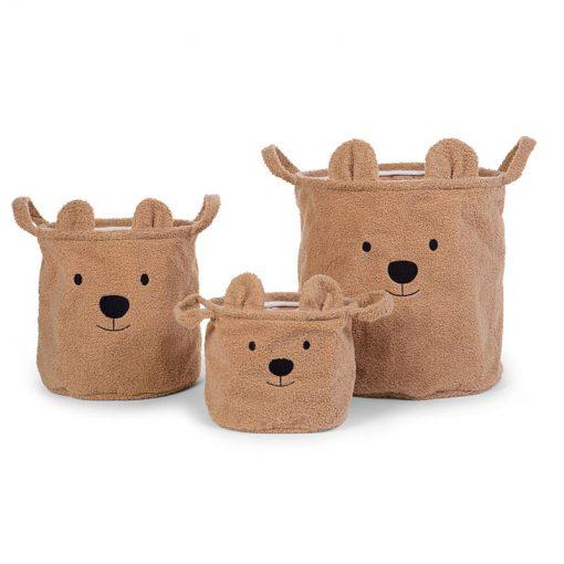 Childhome Kôš na hračky Teddy Stredný 4