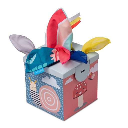 Taf Toys Box so šatkami Koala 1