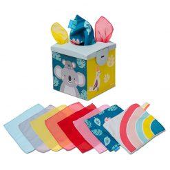 Taf Toys Box so šatkami Koala 2