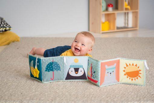 Taf Toys Kniha pre najmenších Severný pól 4