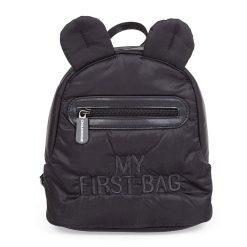 Childhome Detský batoh My first bag Puffered Black 1