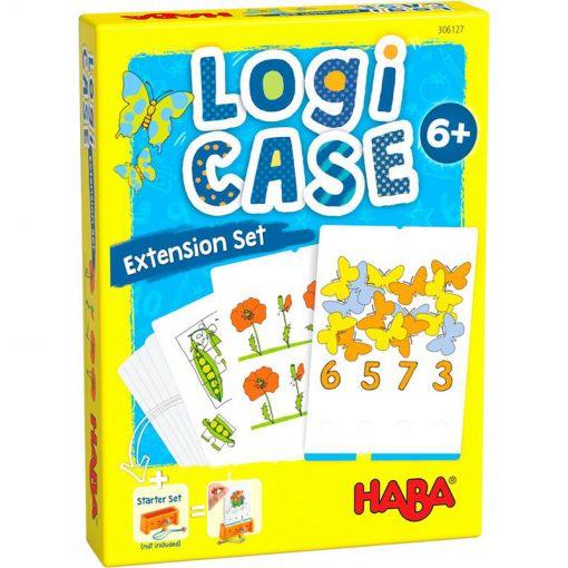 Haba LogiCASE Logická hra - rozšírenie Príroda 1