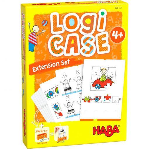 Haba LogiCASE Logická hra - rozšírenie Život okolo nás 1