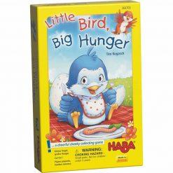 Haba Spoločenská hra Malý vtáčik s veľkým hladom 1