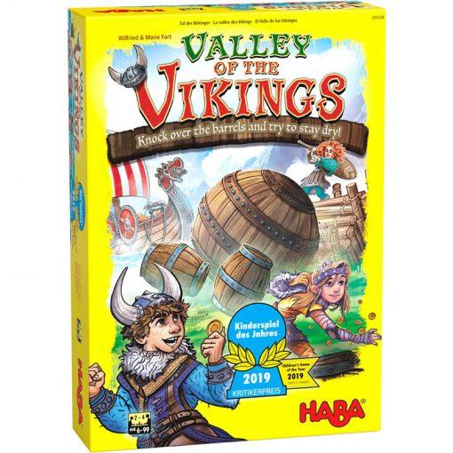 Haba Spoločenská hra Údolie vikingov 1