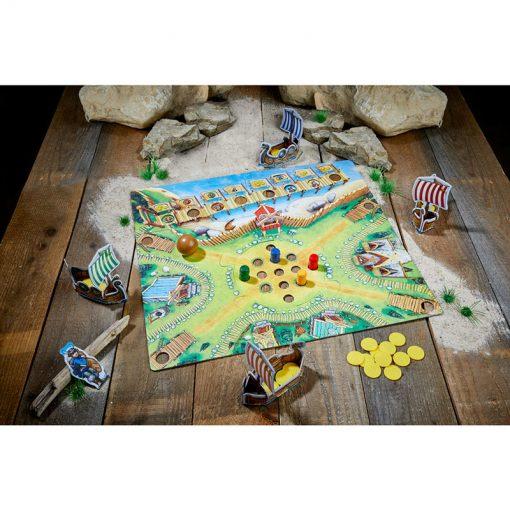 Haba Spoločenská hra Údolie vikingov 2