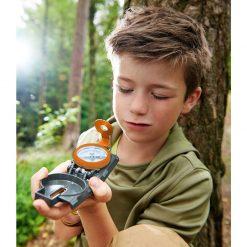 Haba Terra Kids Detský kompas s karabínkou 3